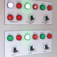 Building Management System control panel